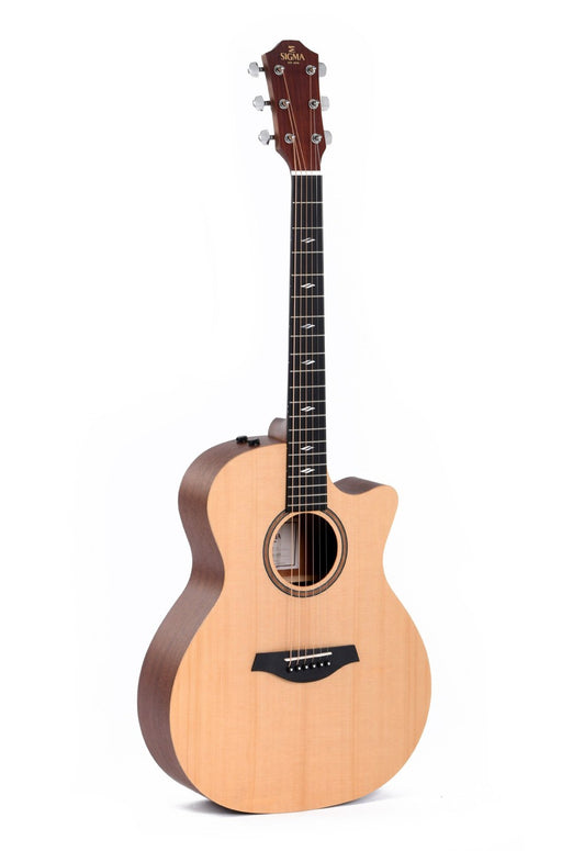 Sigma Guitars Modern Series Acoustic Guitar AC/EL GMCE 1