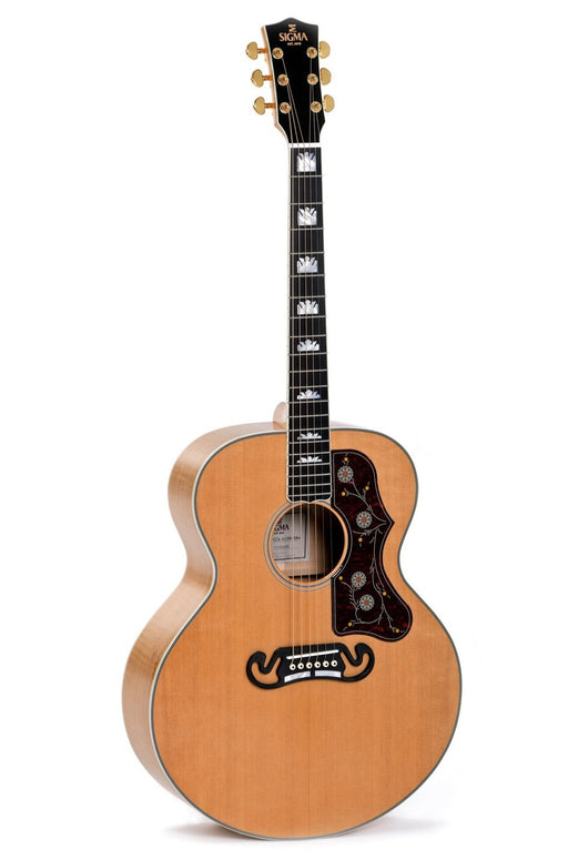 Sigma Guitars SG Series Jumbo Size Acoustic GJA-SG200 Antique Natural