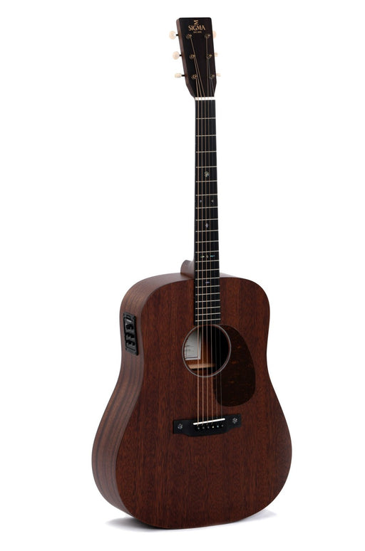Sigma Guitars 15 Series Acoustic Guitar Dreadnought Full Solid Mahogany