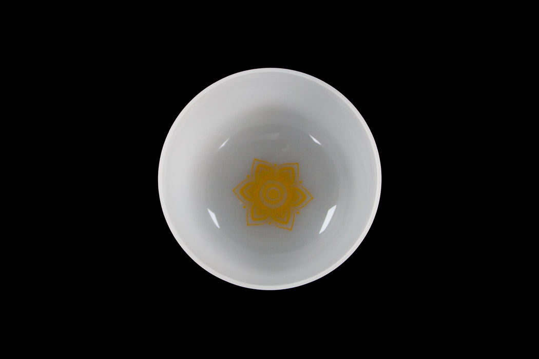 QEP Music Pure Crystal Singing Bowl