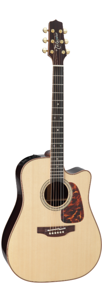 Takamine Acoustic Electric Guitar PRO 7 Series Dreadnought