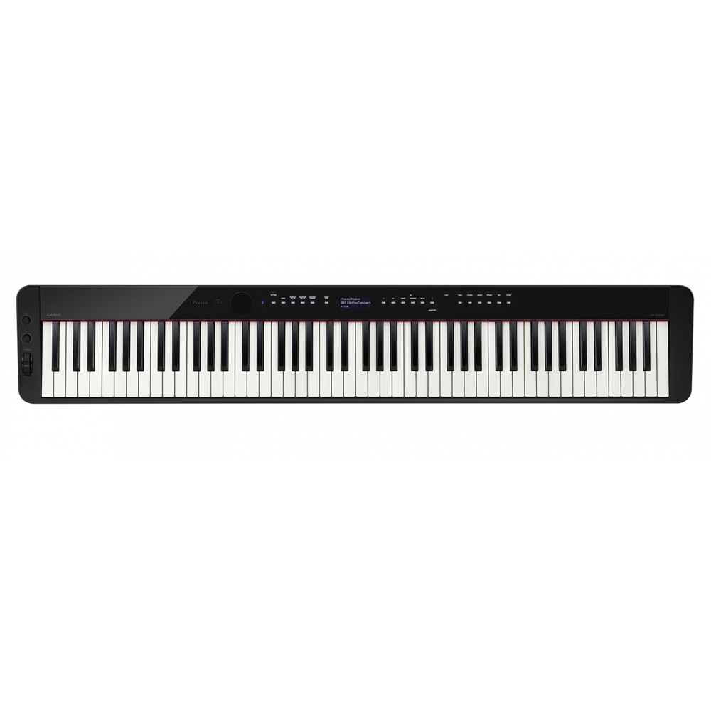 Casio Privia PX-S3000 Digital Piano Black