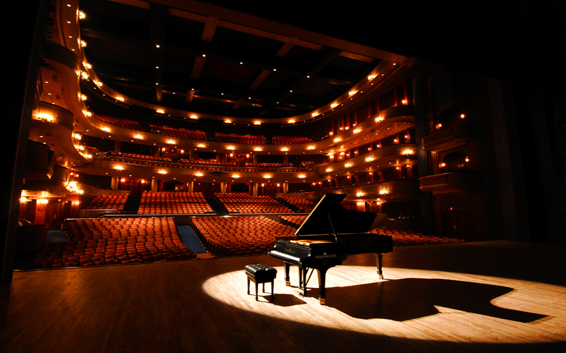Image result for grand piano in a hall