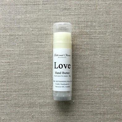 WS Love Hand Butter Stick 20g