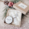 Orange Eggnog Self Care Gift Box