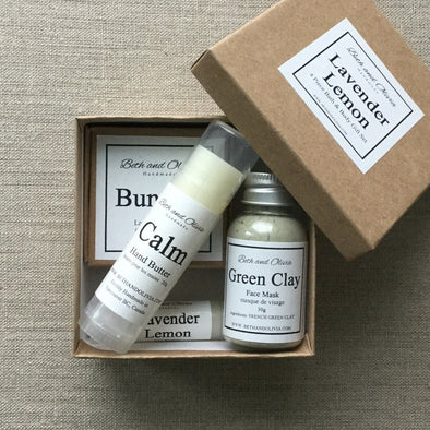 Lavender Lemon Gift Set