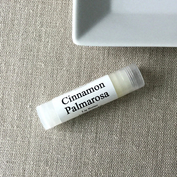 Cinnamon Palmarosa Lip Butter
