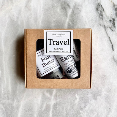 Earth Travel Gift Set