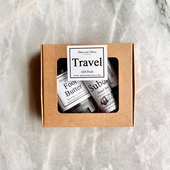 Subdue Travel Gift Set