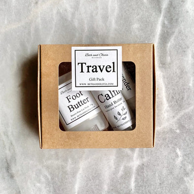 Calm Travel Gift Set
