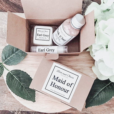 Mini Maid of Honour Mini Beauty Box