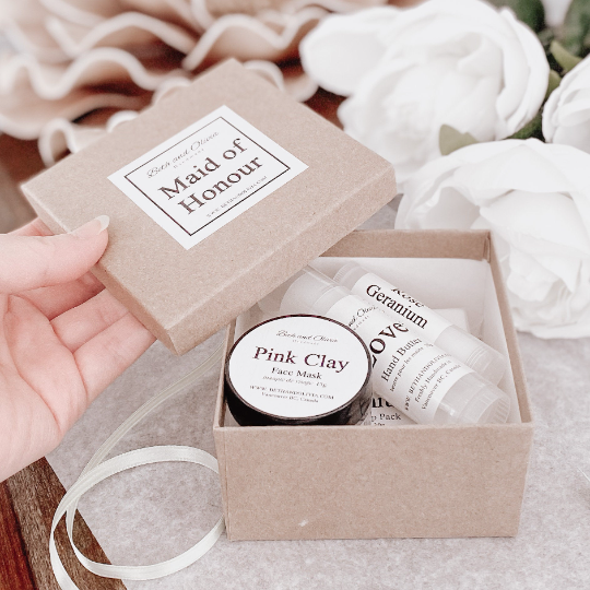Maid of Honour Self Care Gift Box
