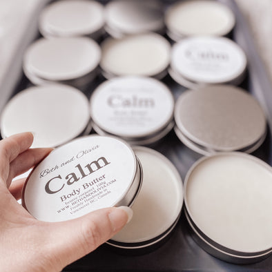Calm Body Butter Tin 100g