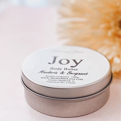 Joy Body Butter Tin 100g