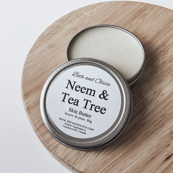 Neem & Tea Tree Skin Butter 60g