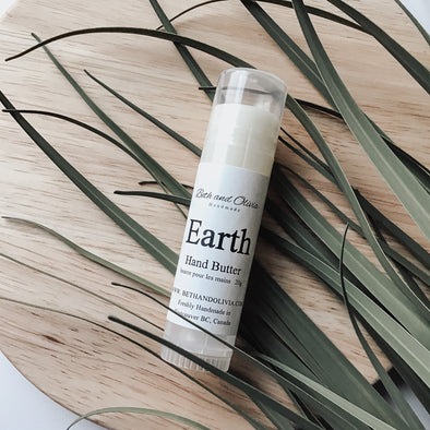 Earth Hand Butter Stick 20g