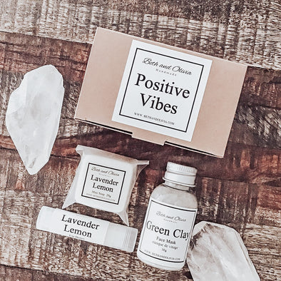 Mini Positive Vibes Gift Set