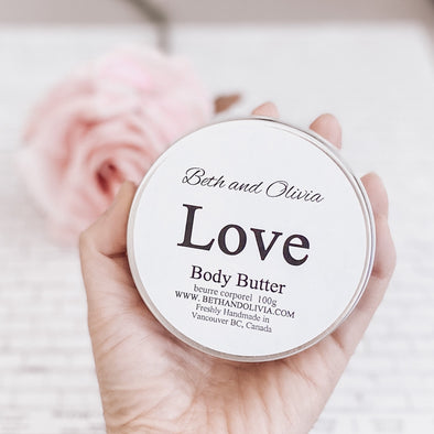 Love Body Butter Tin 100g