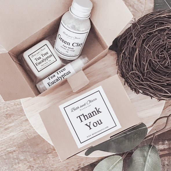 Mini Thank You Gift Set