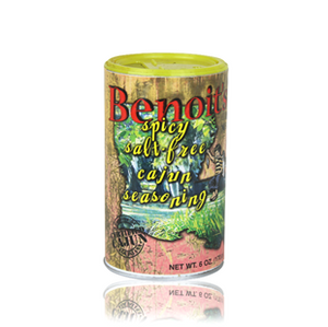 Benoit's Best Seasonings