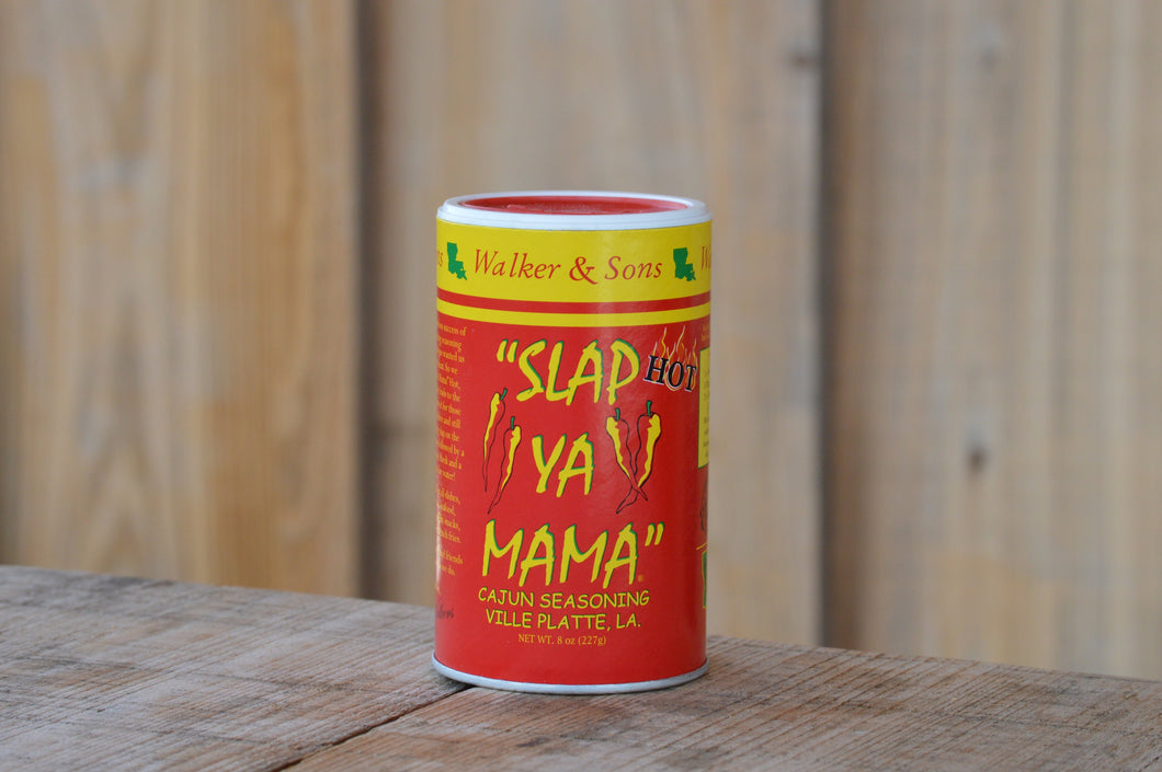 Slap Ya Mama Hot Seasoning - 8oz