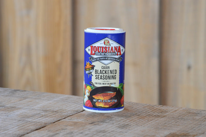 Louisiana Blackened Fish Seasoning