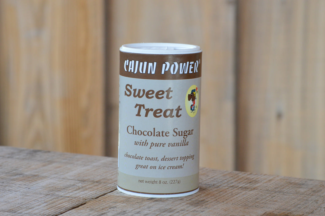 Cajun Power Sweet Treat Chocolate