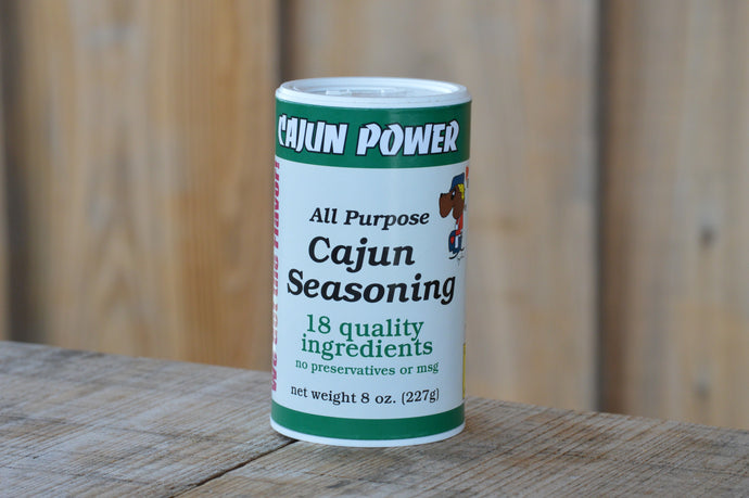 Cajun Power Seasonall