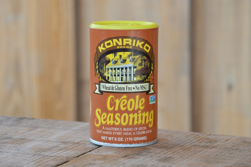 Konriko Creole Seasonings