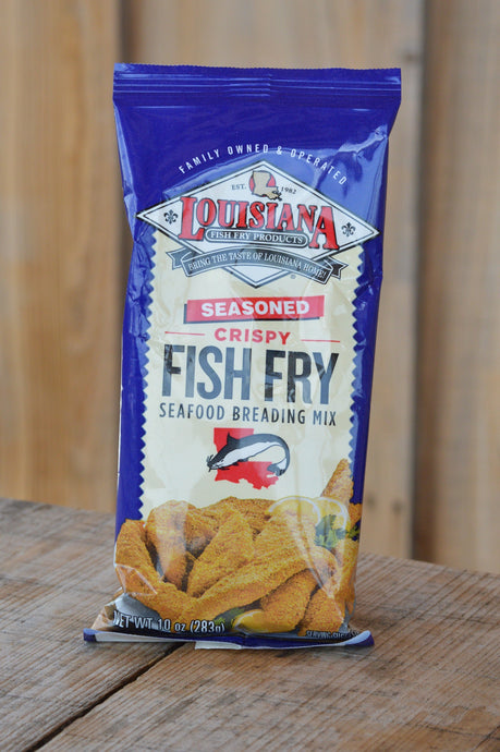 Louisiana Seasoned Fish Fry