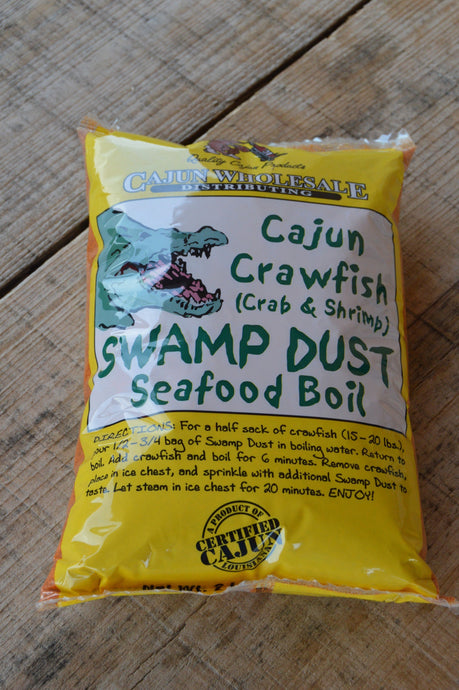 Cajun Tradition Swamp Dust