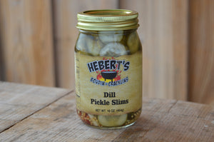 Dill Pickles Slims