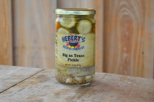 Big As Texas Pickles