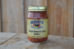 Black Bean and Corn Salsa (Medium-Mild)
