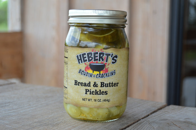 Bread N' Butter Pickles
