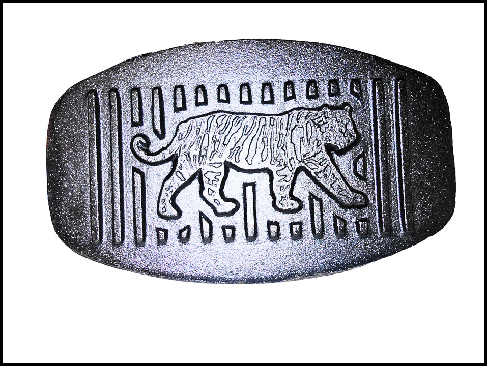 Grill Press Tiger Logo