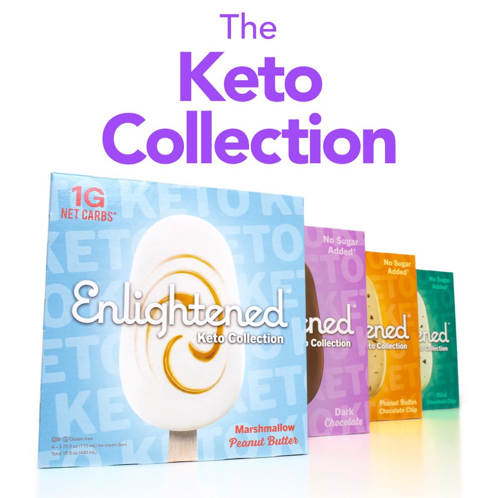 Keto Collection Bar Variety Pack