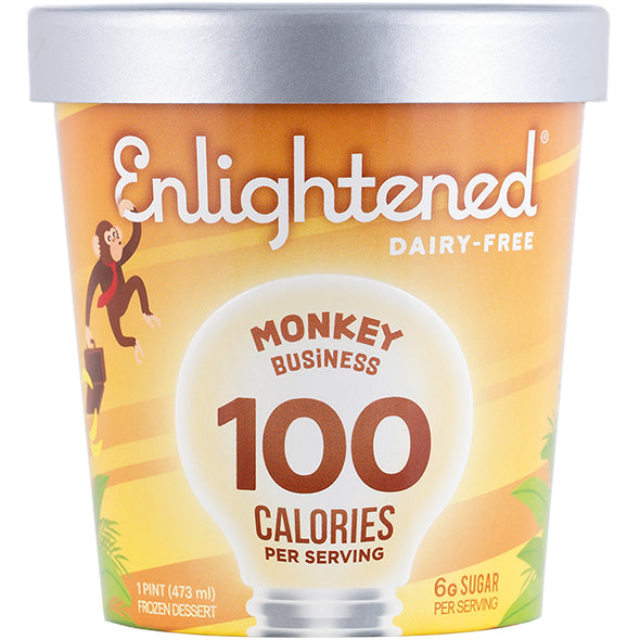 Dairy-Free Monkey Business