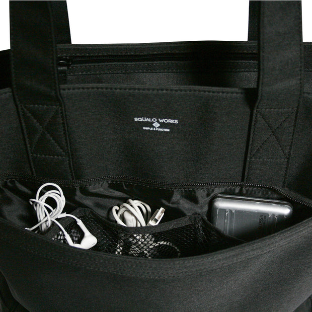 SQUALO WORKS スクアーロ ワークス UTILITY TOTE スクアーロワークス トートバッグ SW-MD01-005