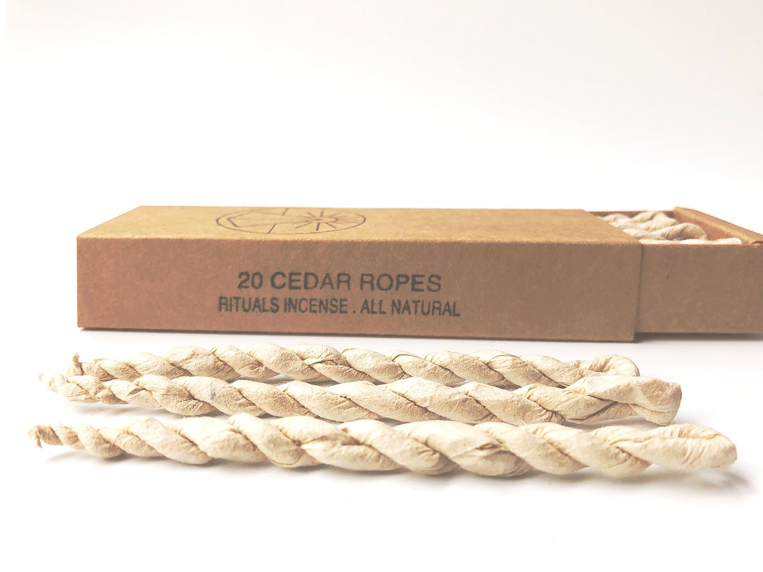 Himalayan Cedar Rope Incense