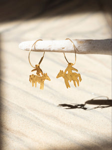 Jinete Earrings