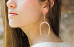 Door Opens Hook Earrings