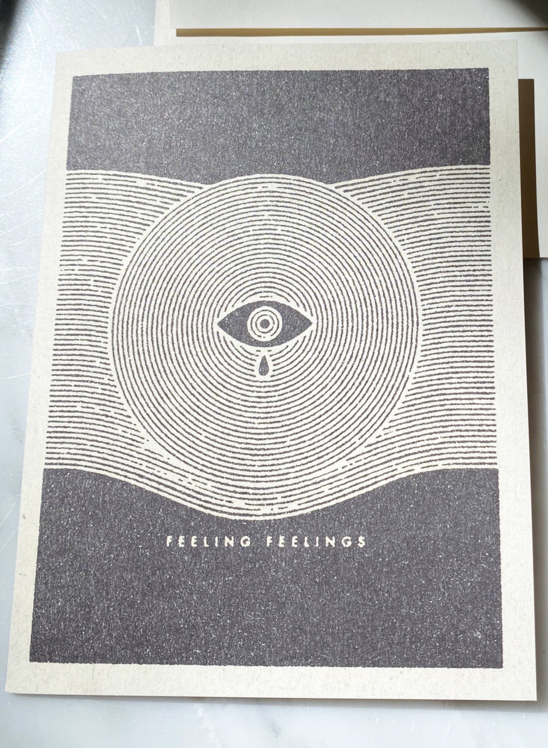 Feeling Feelings Card