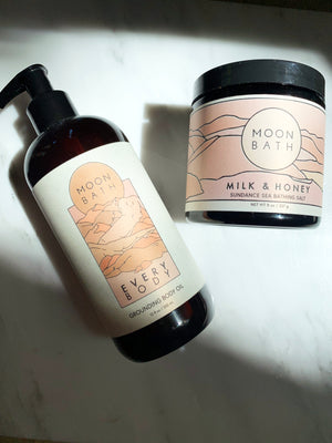 Milk & Honey Bathing Salt