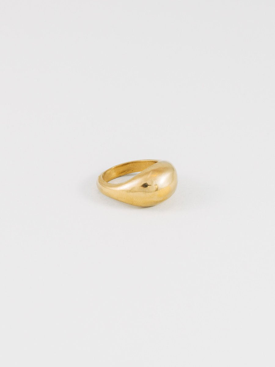 Magnes Ring in Gold