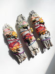 Rose & Sage Smudge Stick