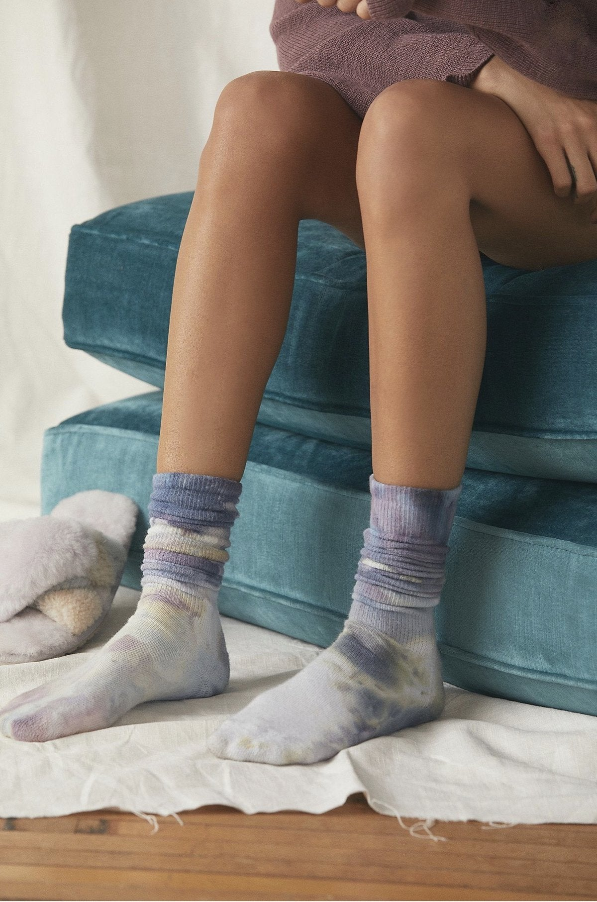 Knee Socks in Pastel