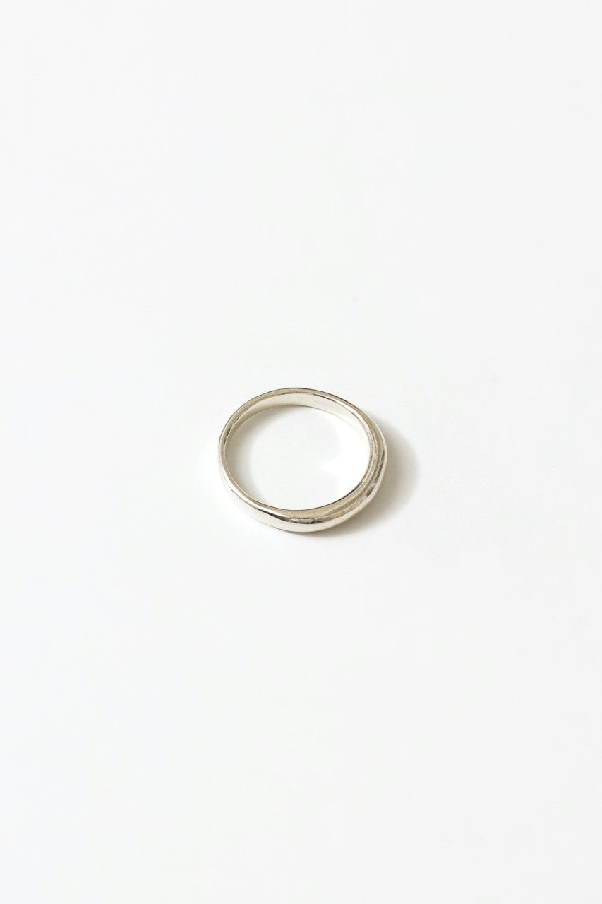 Emeile Ring in Silver