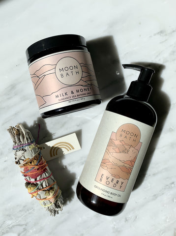 Moon Bath Gift Bundle
