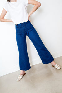 Sailor Jean in Bridgette Blue